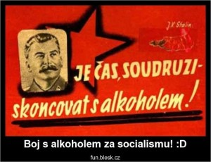 alkohol stalin