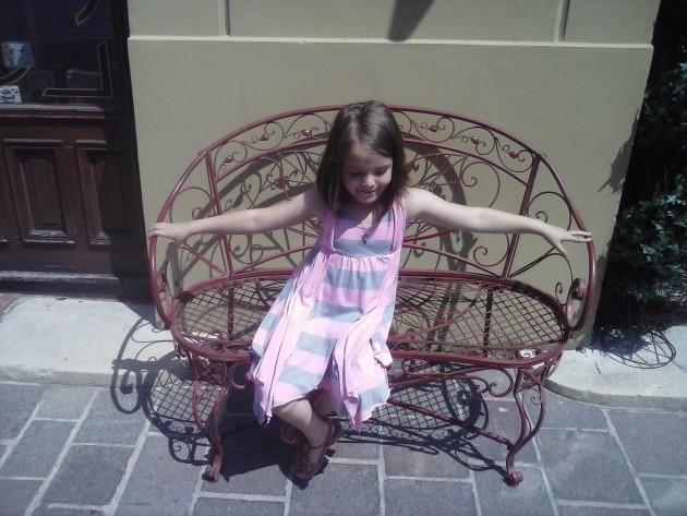Baska lavička