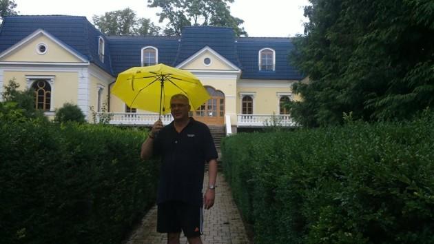 Žltý dýždnik